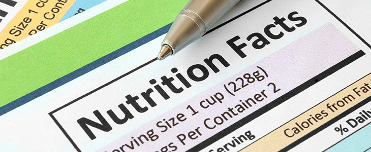 Read more about the article Reading Nutrition Labels