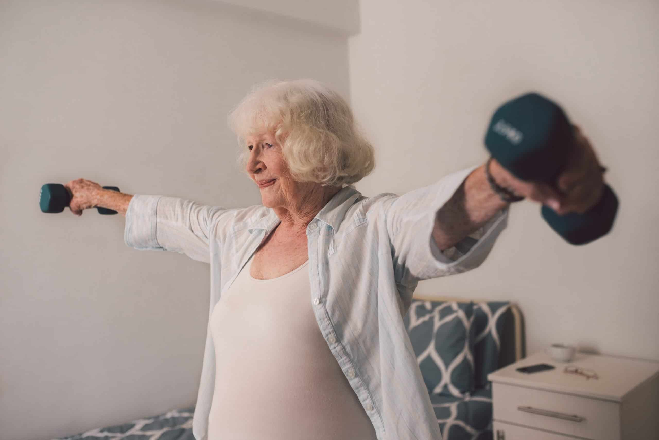 Read more about the article Strength Training As We Age